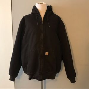 Perfect Condition Carhartt Hooded Coat
